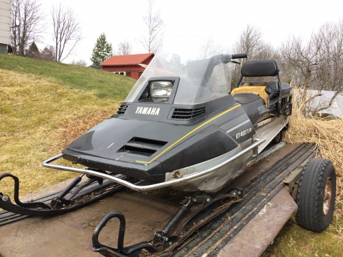 JDsleds com • View topic - Enticer 400T/R Another overhaul