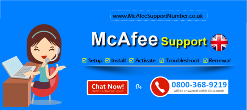 McAfee antivirus gives you a perfect, complete and permanent security software solution for your business purpose, home editions, etc. If any McAfee user need help or online support then you can contact McAfee support number 800-048-7408. McAfee support UK team 24*7 available or your help.  https://www.mcafeesupportnumber.co.uk/contact/